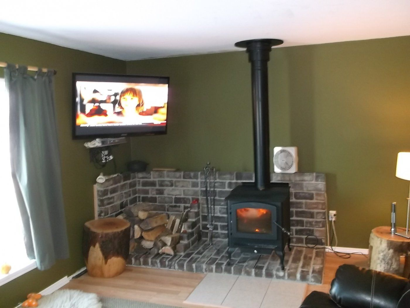 what do you store wood in in house forums home