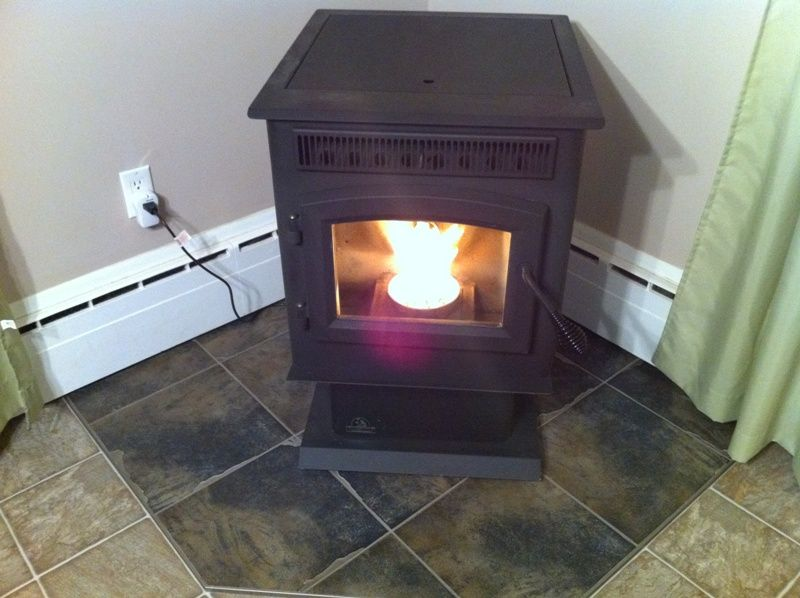 Timberwolf TPS 35 Pellet Stove Review | Hearth.com Forums Home