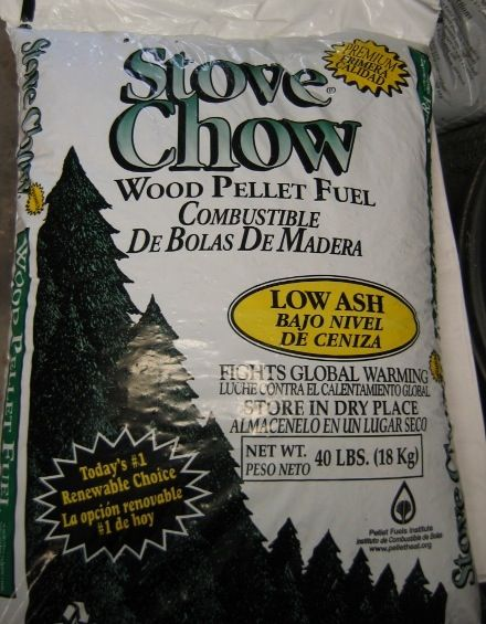 Stove Chow Wood Pellets WB Designs - Stove Chow Wood Pellets WB Designs
