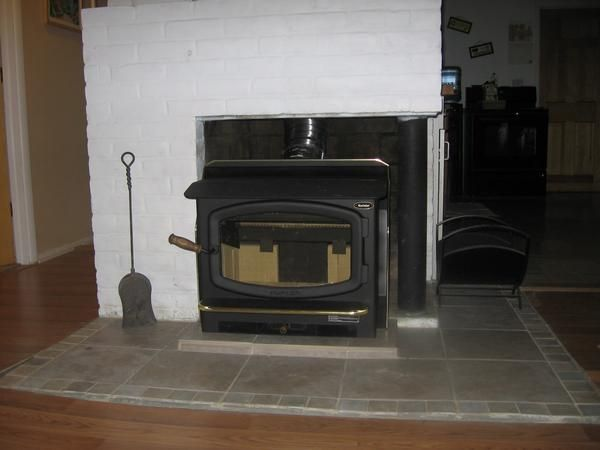 Which Wood Stove For Old Fireplace Forums Home
