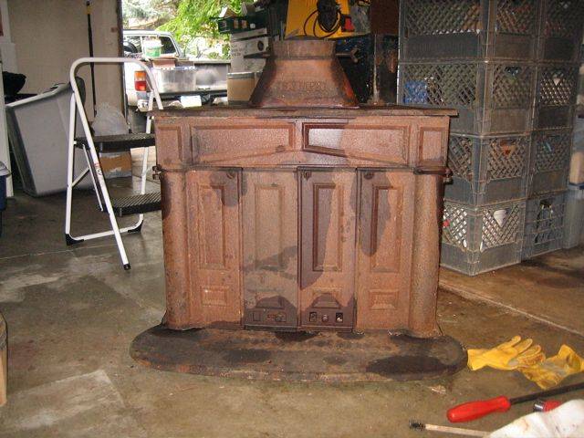 Antique stove, or not? | Hearth com Forums Home
