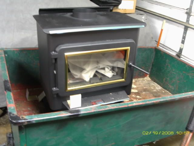 New Wood Stove Break In Hearth Com Forums Home