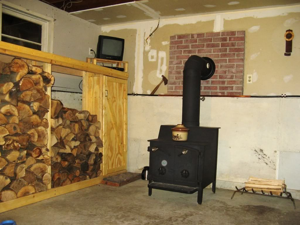 Best Way To Adapt A 6in Stove To An 8in Thimble Hearth.com - Wood Stove Thimble WB Designs