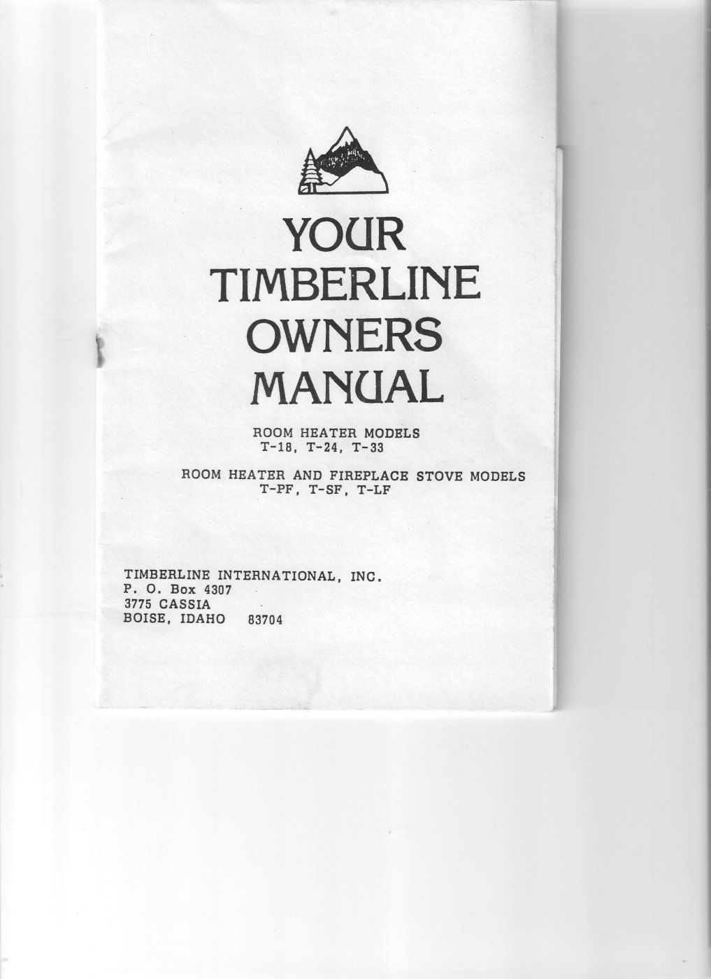 Timberline Manual 014.jpg ... - Timberline Wood Stove Hearth.com Forums Home