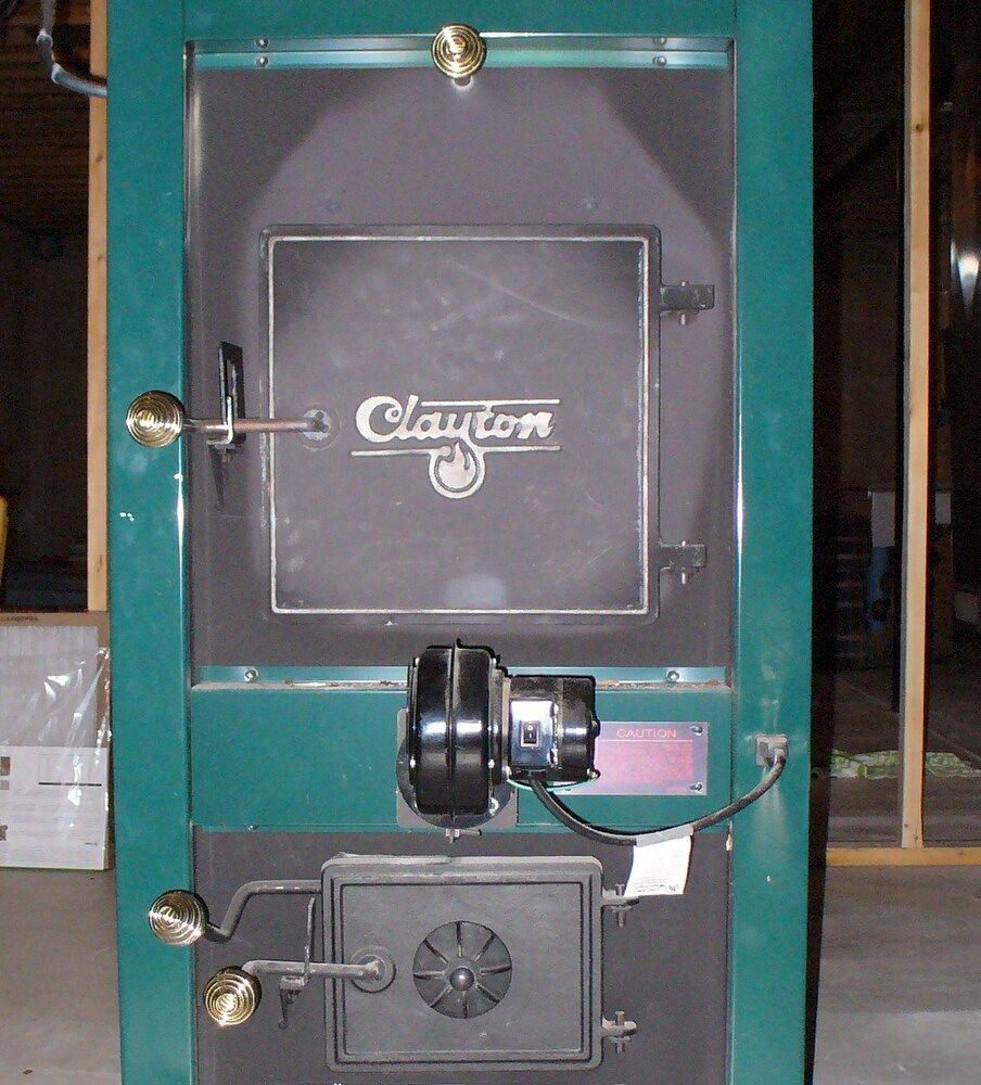 how to get a longer burn on my clayton 1600g wood furnace clayton wood furnace wiring diagram at creativeand.co