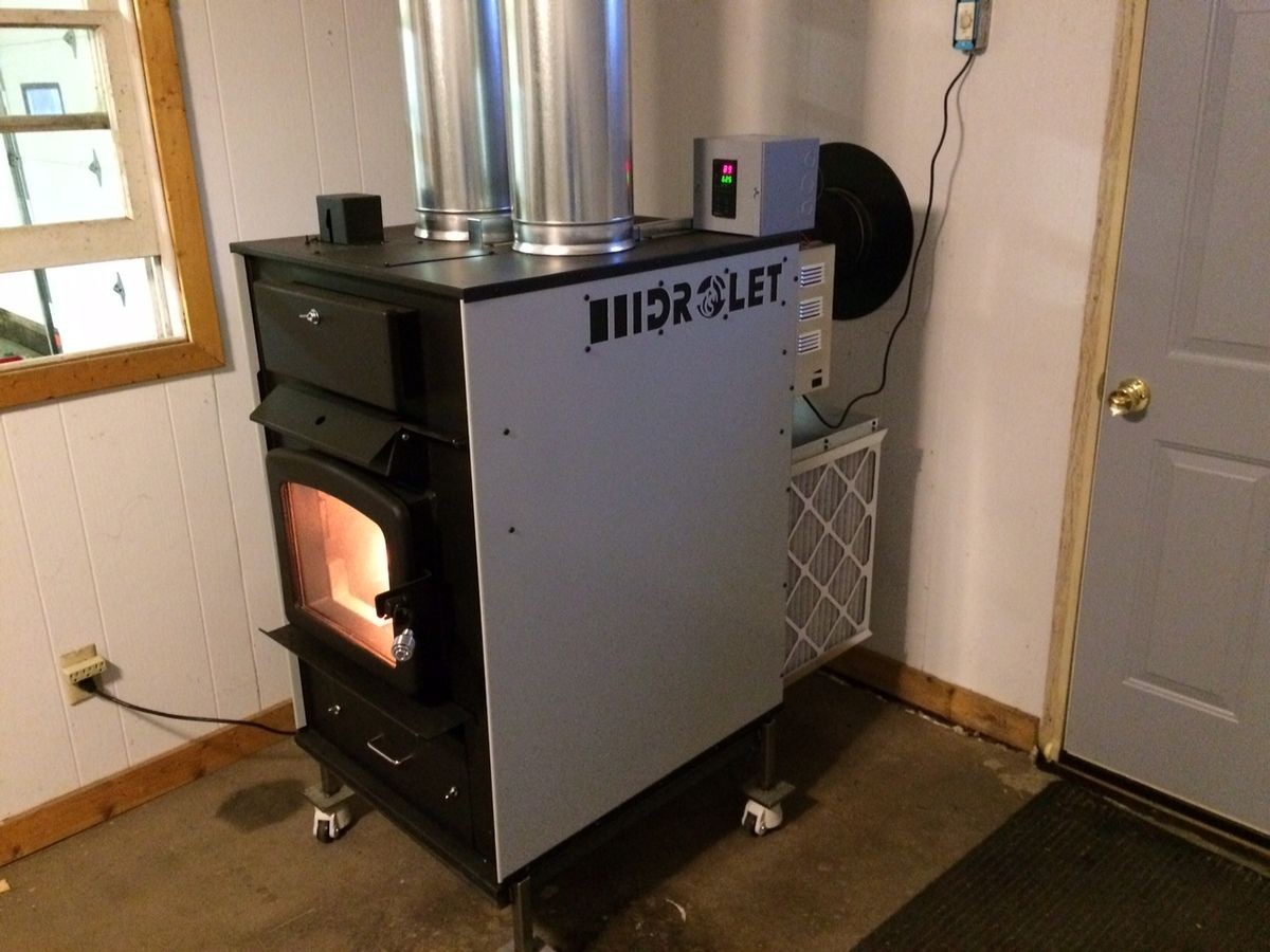 I also just installed my 2nd Drolet Tundra wood furnace in a 40 x 60'  Quonset style outbuilding (1st unit in house). I'll let you know how they  do in 4 ... - Wood Furnace In Pole Barn? Hearth.com Forums Home