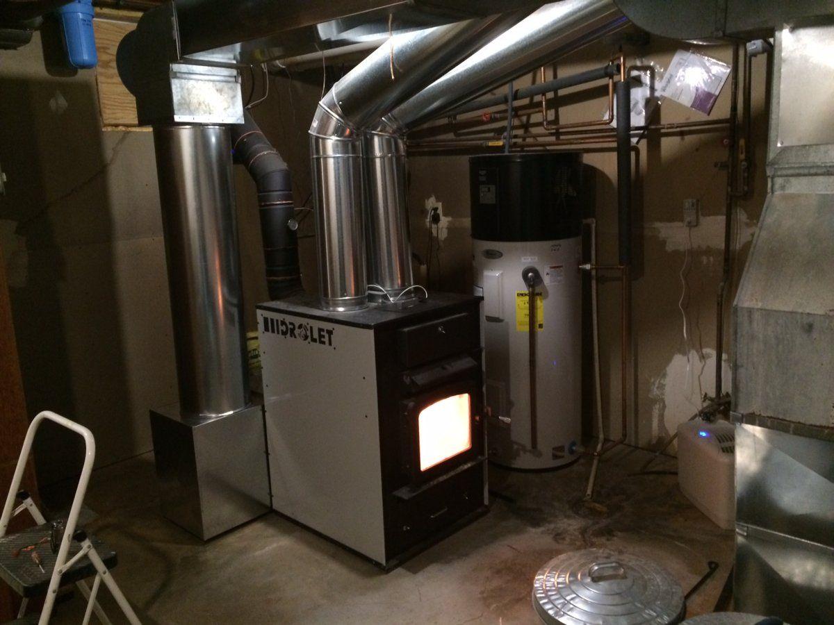 Tying Coal Wood Furnace Cold Air Return Into Ng Cold Air