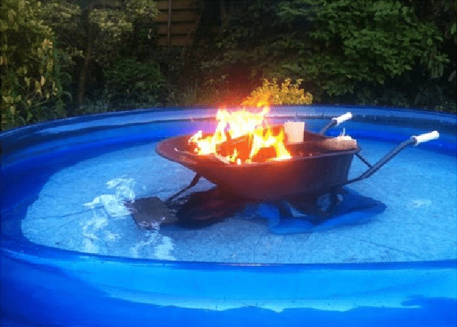 Wood Pellet Pool Heater Hearth.com Forums Home - Wood Stove Pool Heater WB Designs