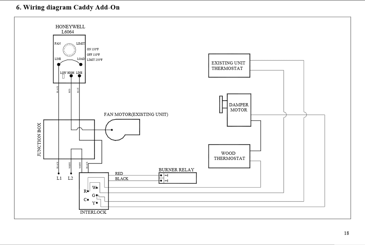 psg caddy wiring help hearth com forums home rh hearth com Old Oil Furnace Wiring Diagram Mobile Home Furnace Wiring Diagram