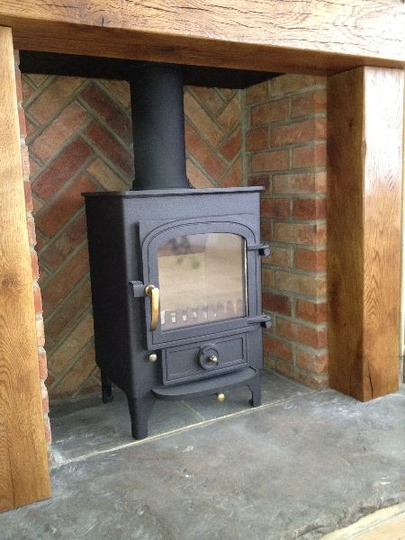 Recessed Wood Stove Clearances Hearth Com Forums Home