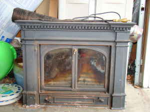 "Re-titled this thread from ""Is this stove worth anything?  How do I ID this Vermont Casting?"" to Questions for Vermont Casting 0044 / 0046 owners...."