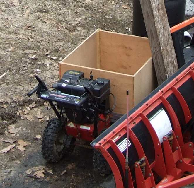 Homemade Power Wagon | Hearth com Forums Home