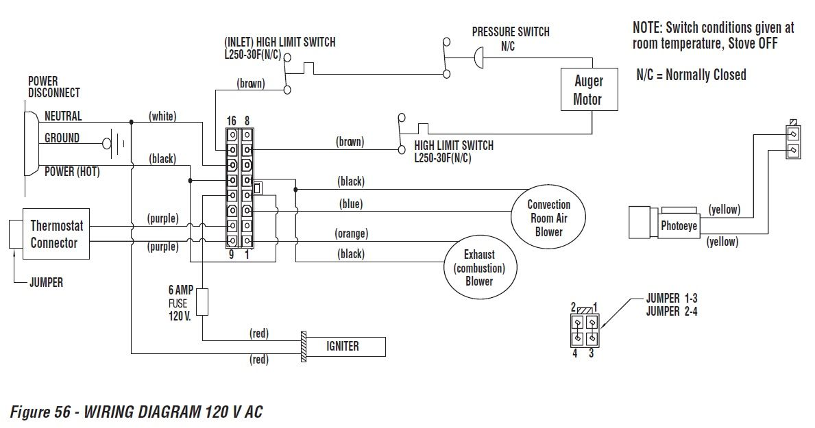 Whitfield profile 20 issue | h.com Forums Home on whitfield quest parts diagram, mp40 parts diagram, switch wiring diagram, intermatic t101r wire diagram, stove pipe diagram,