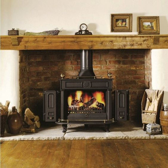 Wood Stove Vs Zero Clearance Stove Hearth Com Forums Home