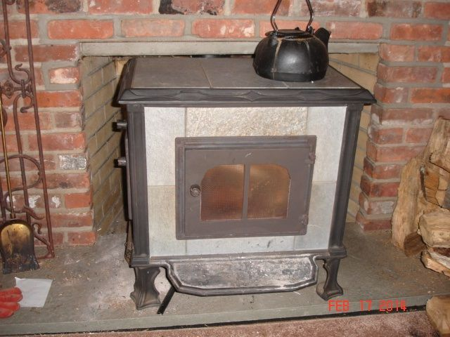 Vermont Dealer Hearthstone Homestead Soapstone Wood Stove