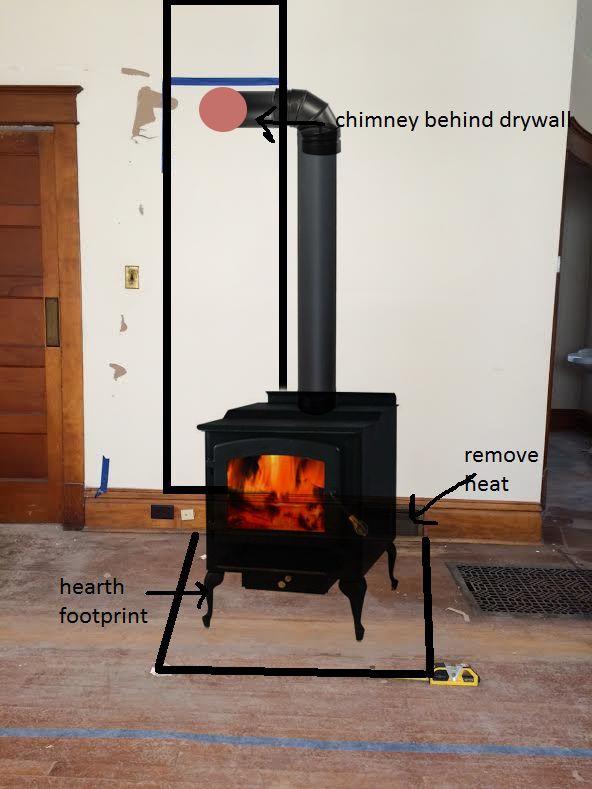 Wood Stove Set Up Hearth Com Forums Home