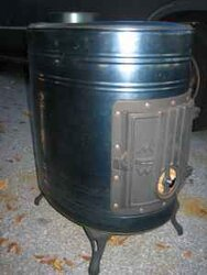 Anyone Remember Tin Stoves Hearth Com Forums Home