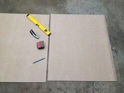 3 Cutting of concrete board.JPG