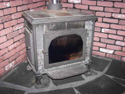 Identity Of This Soapstone Stove For Me Hearthstone