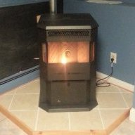 Pellet Stove In Basement Of Split Entry Hearth Com Forums Home