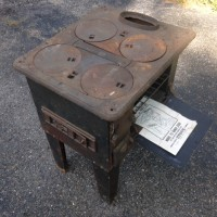 713 Ranch Stove