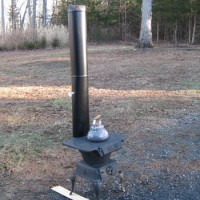 Small Coal Stove