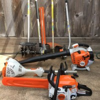 My Stihl gear