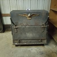 What brand wood stove is this?