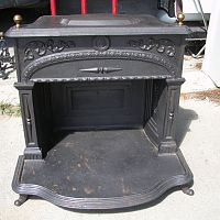 Found image of someone else's stove like mine.