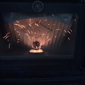 Quadra-Fire Trekker Pellet Stove Light Off