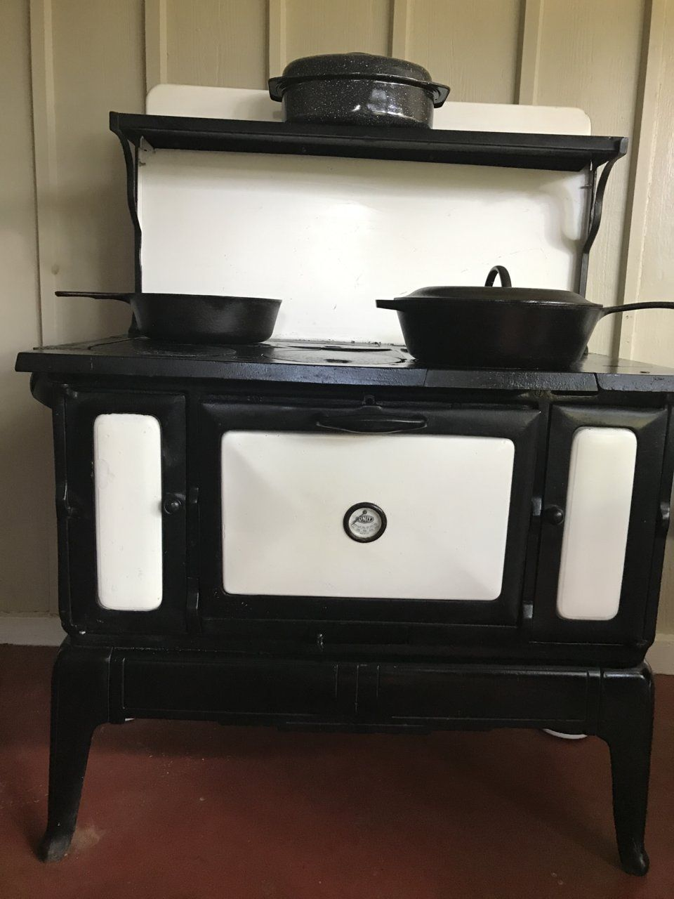 1940 Unit Gem Stove & Furnace