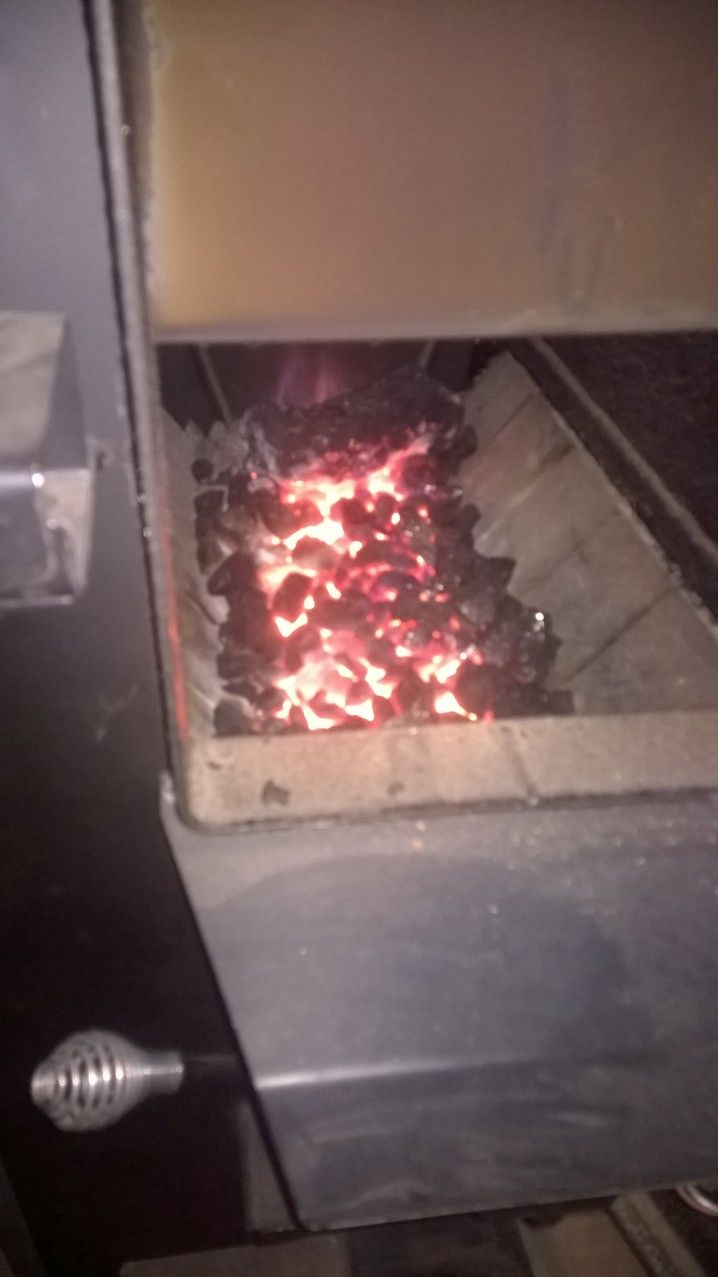 how to make a wood burning furnace