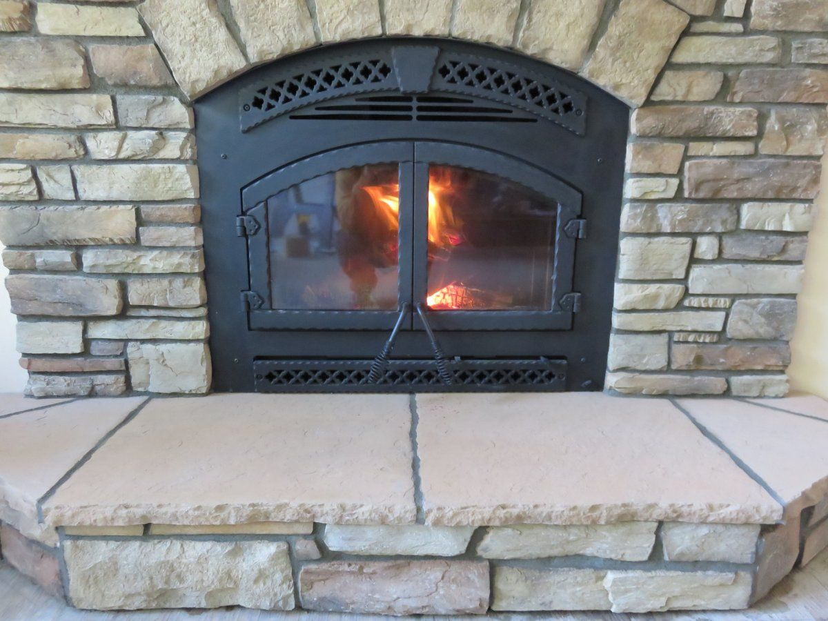 Iron S New Northstar Zero Clearance Fireplace