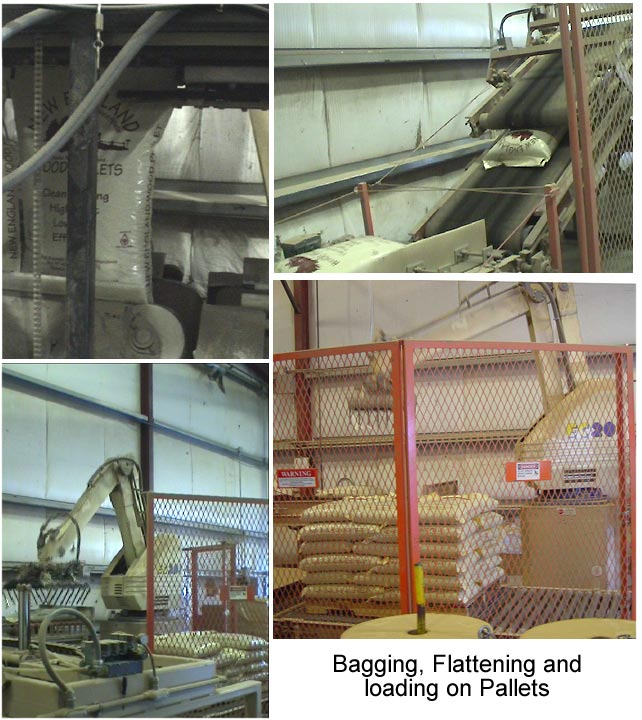 Making Wood Pellets For Pellet Stoves And Inserts